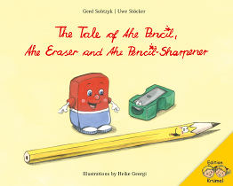 The Tale of the Pencil, the Eraser and the Pencil-Sharpener